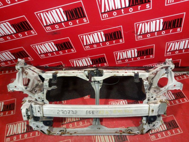 Рамка радиатора Honda Civic Ferio ES1 D15B 2004 передняя белый
