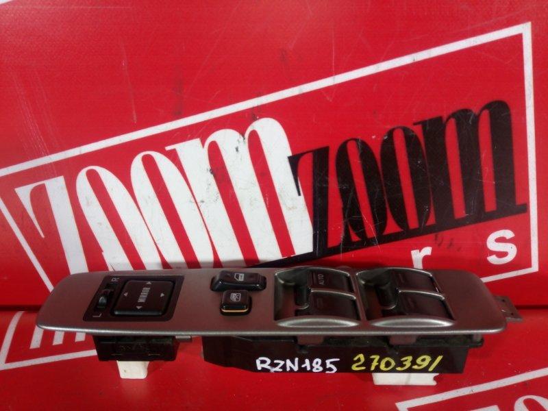 Блок управления стеклоподъемниками Toyota Hilux Surf RZN185W 3RZ-FE 1995 передний правый