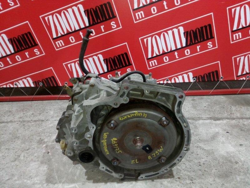 Акпп Mazda Familia BJ5W ZL-VE 1998