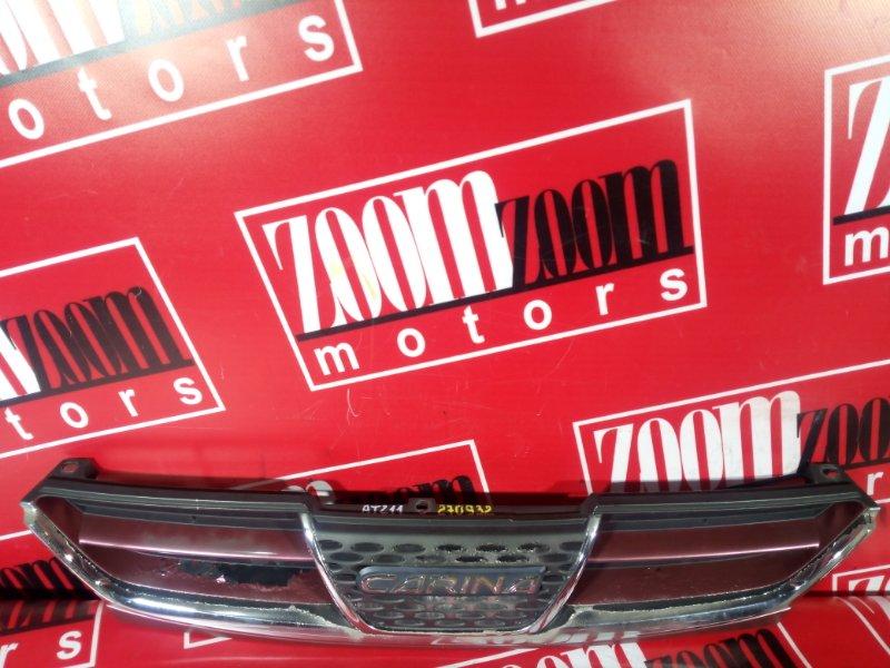 Решетка радиатора Toyota Carina AT211 7A-FE 2000