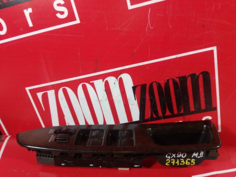 Блок управления стеклоподъемниками Toyota Mark Ii GX90 1G-FE 1992 передний правый