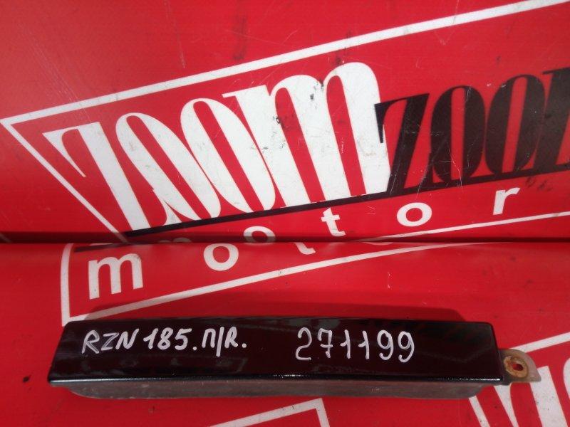 Планка под фару Toyota Hilux Surf RZN185 3RZ-FE 1995 передняя правая черный