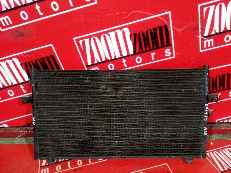 Радиатор кондиционера Nissan Cefiro A32 VQ20DE 1994