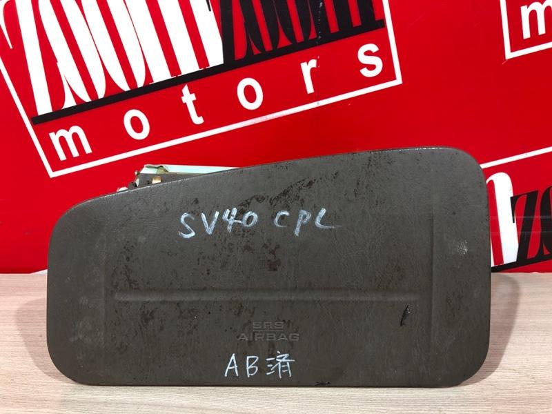 Аирбаг Toyota Camry SV40 4S-FE 1994 коричневый