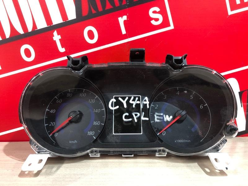 Комбинация приборов (спидометр) Mitsubishi Lancer X CY4A 4B11 2006