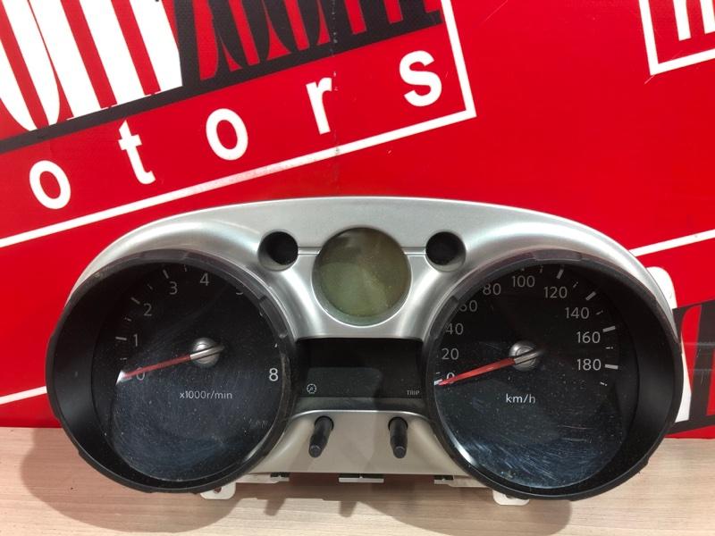 Комбинация приборов (панель) Nissan Qashqai J10 MR20DE 2007