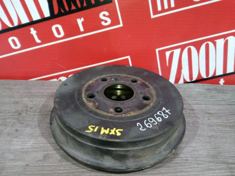 Барабан тормозной Toyota Gaia SXM15 3S-FE 1998 задний