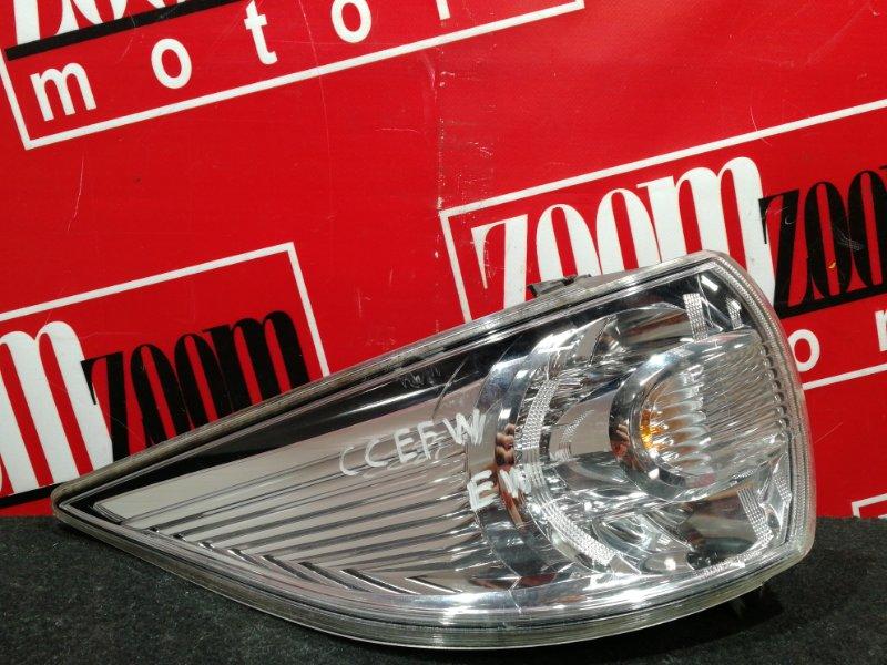 Фонарь (стоп-сигнал) Mazda Biante CCEFW LF-VD 2008 задний левый 7621