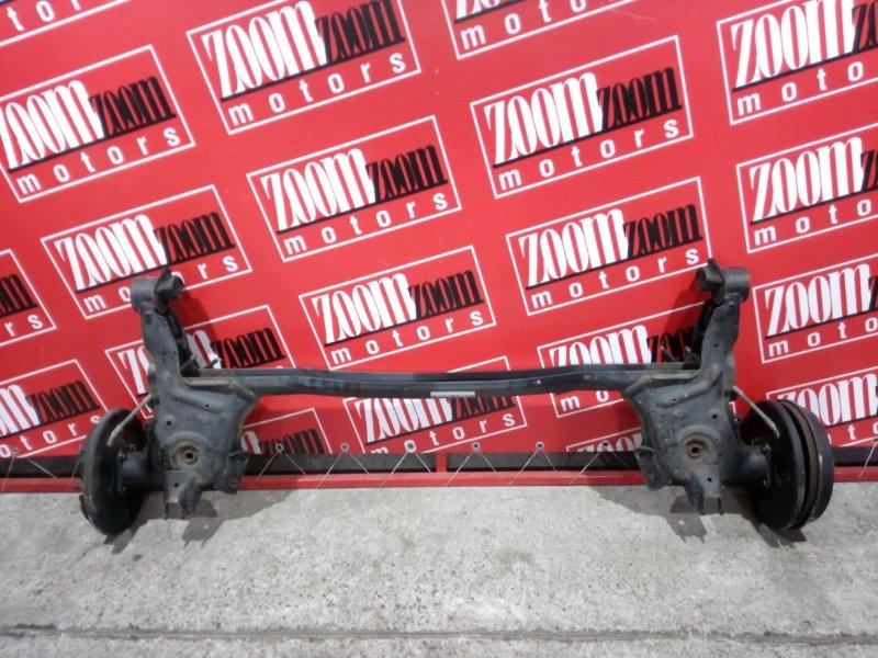 Балка поперечная Toyota Passo Sette M502G 3SZ-VE 2008 задняя