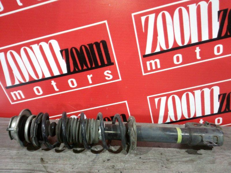 Стойка подвески Toyota Passo KGC10 1KR-FE 2004 передняя правая