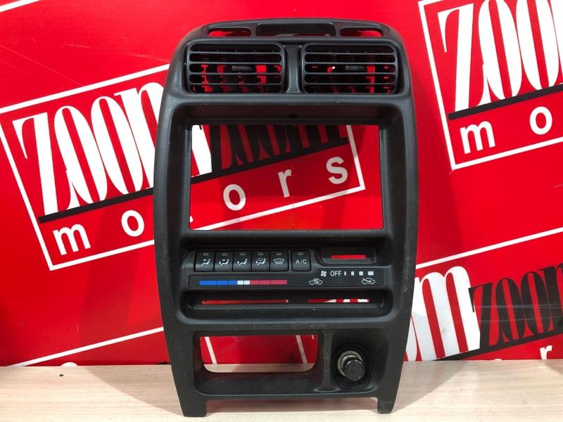 Блок управления отоплением и вентиляцией Suzuki Cultus GC21W G15A 1997