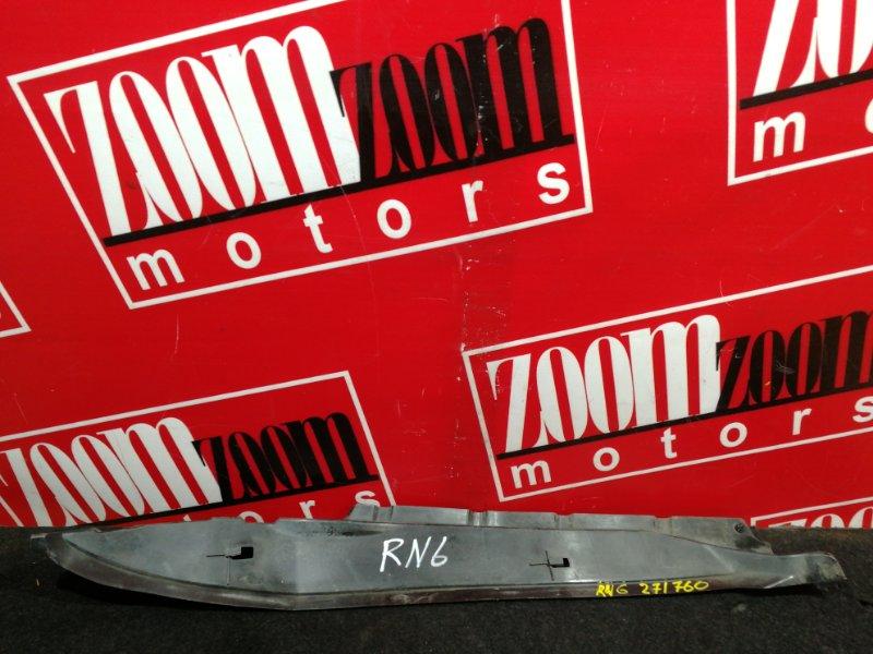 Накладка на крыло Honda Stream RN6 R18A 2006 передняя левая