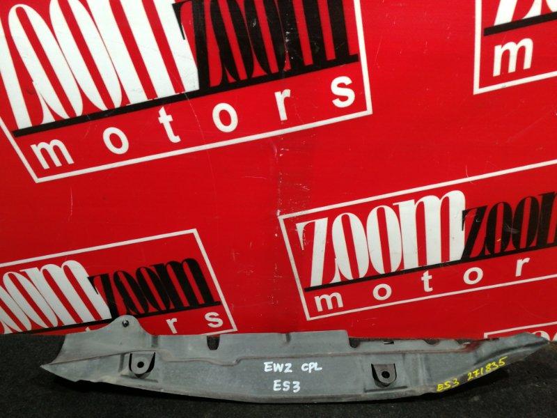 Накладка на крыло Honda Civic Ferio ES3 D17A 2000 правая
