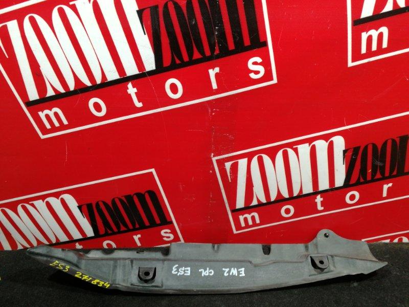 Накладка на крыло Honda Civic Ferio ES3 D17A 2000 левая