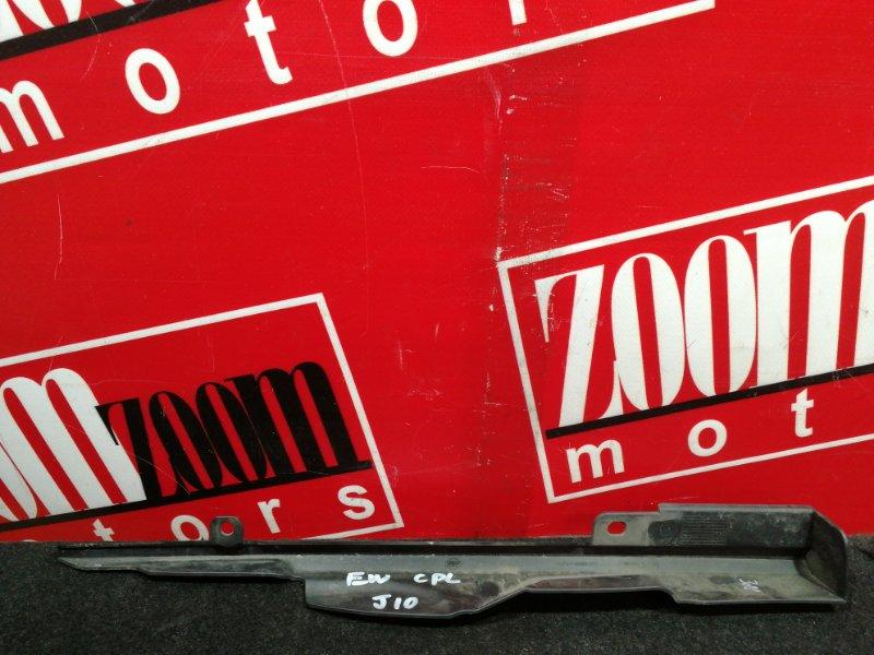 Накладка на крыло Nissan Dualis J10 MR20DE 2007 правая