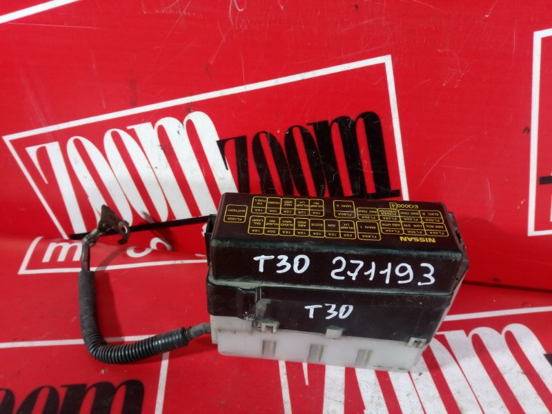 Блок реле и предохранителей Nissan X-Trail NT30 QR20DE 2000