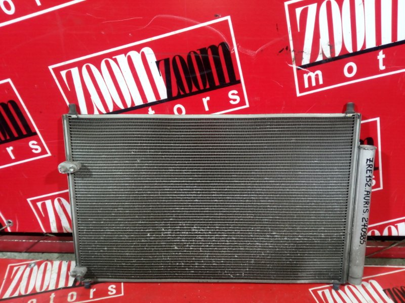 Радиатор кондиционера Toyota Auris ZRE152 2ZR-FAE 2006