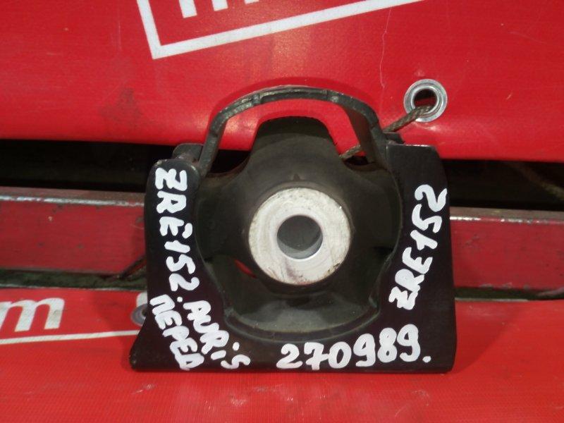 Подушка двигателя Toyota Auris ZRE152 2ZR-FAE 2006 передняя