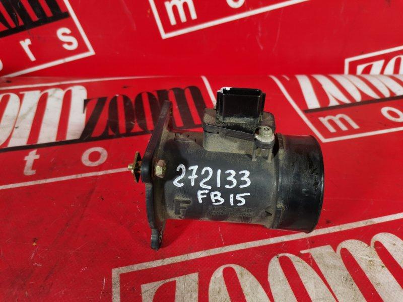 Расходомер (датчик расхода воздуха) Nissan Ad WFY11 QG15DE 1999 22680 AW400