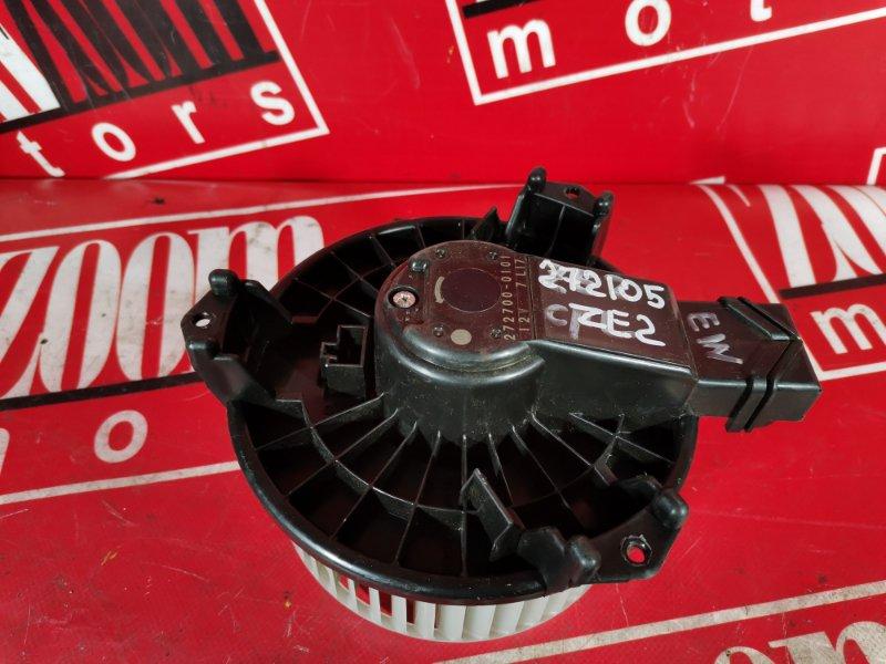 Вентилятор (мотор отопителя) Honda Insight ZE2 LDA 2009