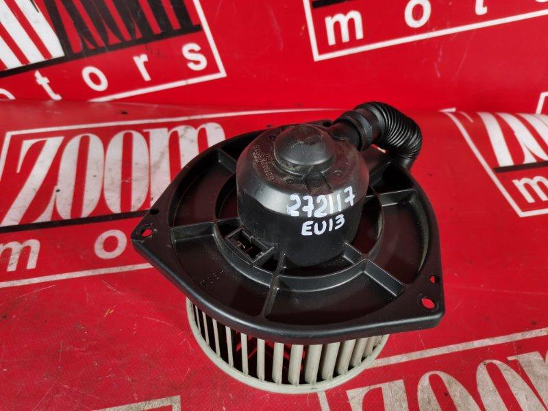 Вентилятор (мотор отопителя) Nissan Bluebird EU13 SR20DE 1997