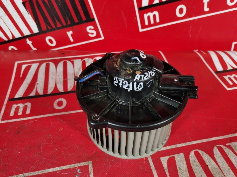 Вентилятор (мотор отопителя) Toyota Carina AT211 7A-FE 1996