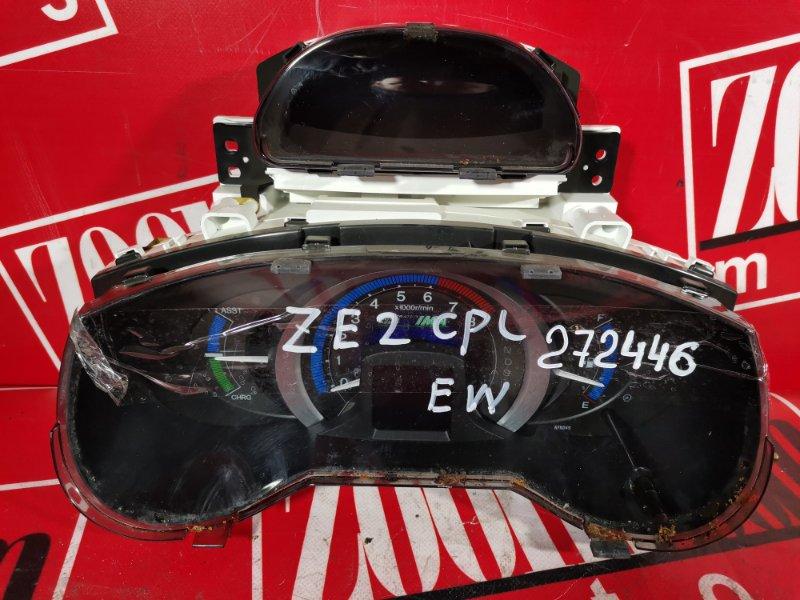 Комбинация приборов (спидометр) Honda Insight ZE2 LDA 2009