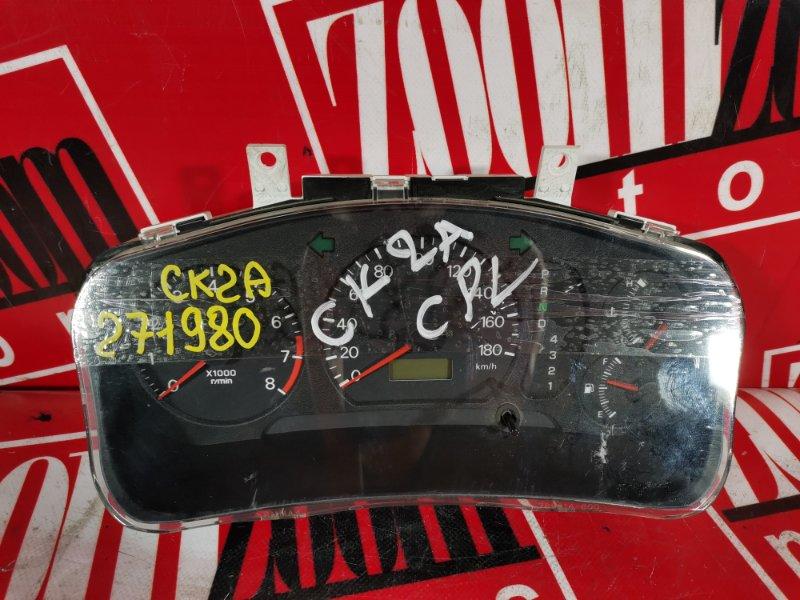 Комбинация приборов (спидометр) Mitsubishi Lancer CK2A 4G15 1995 MR38237520