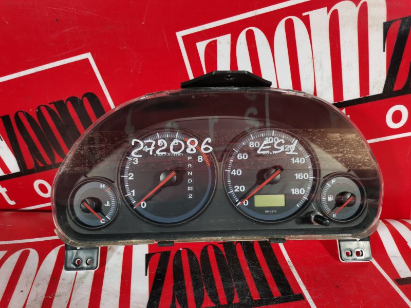 Комбинация приборов (спидометр) Honda Civic Ferio ES1 D15B 2001 NR0279135