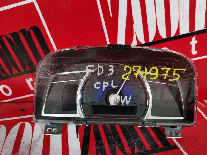 Комбинация приборов (спидометр) Honda Civic FD3 LDA 2005 нижняя 78200SNCJ300
