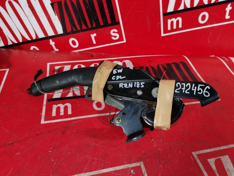 Ручка ручника Toyota Hilux Surf RZN185 3RZ-FE 1995 передняя черный