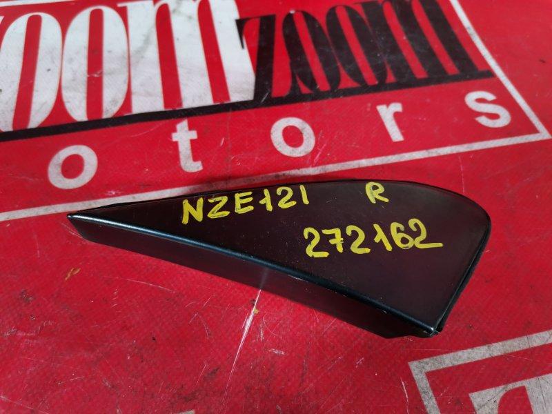 Накладка на крыло Toyota Corolla Fielder NZE121 1NZ-FE `2001 передняя правая
