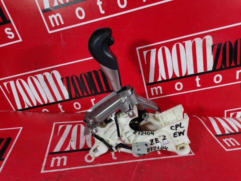 Рычаг переключения кпп (селектор) Honda Insight ZE2 LDA 2009
