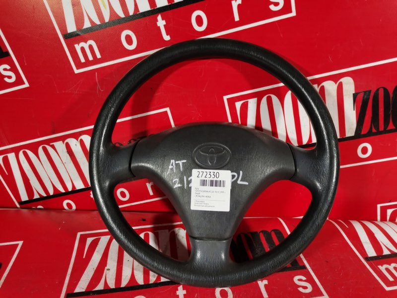 Руль Toyota Carina AT210 7A-FE 1999 серый