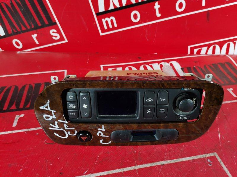 Блок управления отоплением и вентиляцией Mitsubishi Lancer CK2A 4G15 1997
