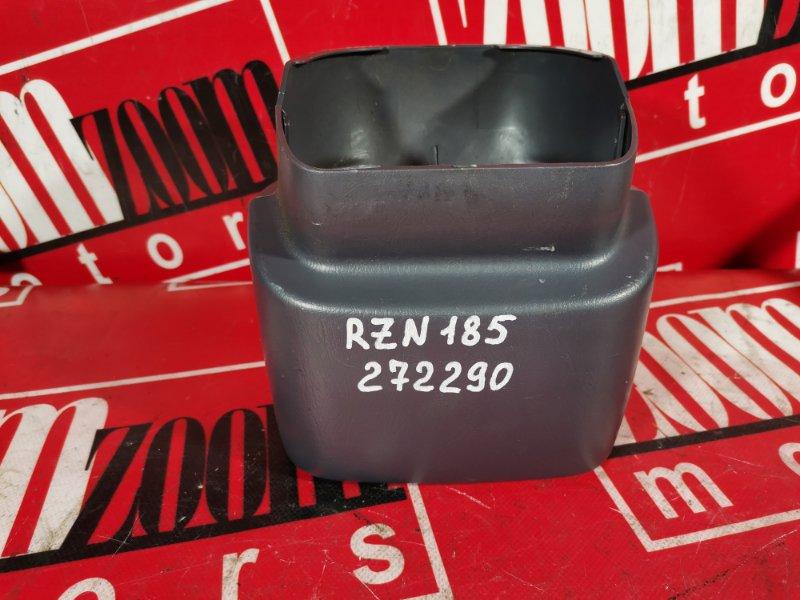 Кожух рулевой колонки Toyota Hilux Surf RZN185 3ZR-FAE 1995 передний серый
