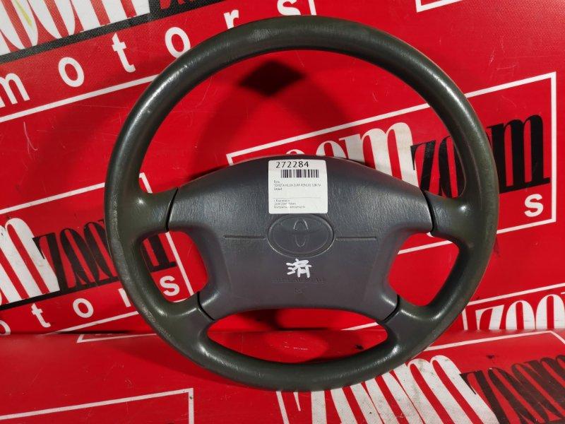 Руль Toyota Hilux Surf RZN185 3ZR-FAE 1995 серый
