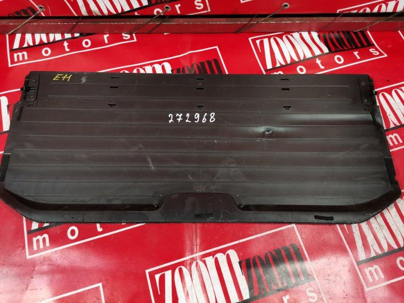 Полка багажника Nissan Note E11 HR15DE 2004 задняя