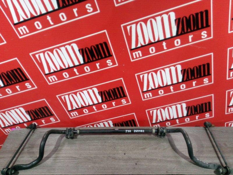 Стабилизатор поперечной устойчивости Nissan Teana PJ32 VQ35DE 2008 задний