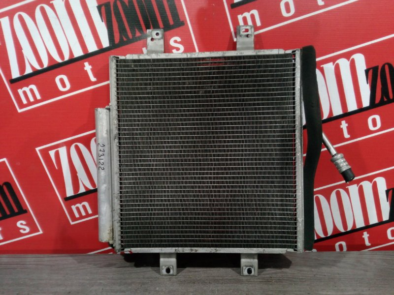 Радиатор кондиционера Toyota Passo QNC10 K3-VE 2004