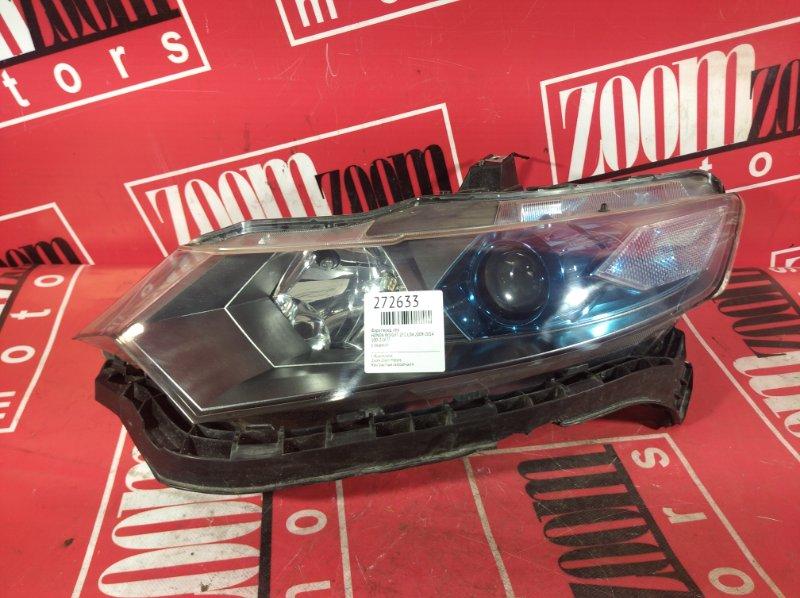 Фара Honda Insight ZE2 LDA 2009 передняя левая 100-22877
