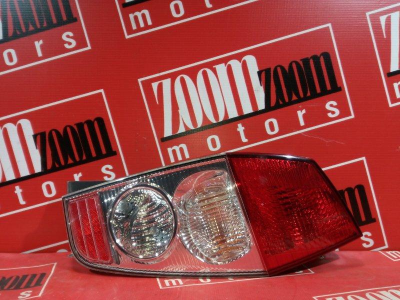 Фонарь (стоп-сигнал) Mitsubishi Dingo CQ2A 4G15 2001 задний правый 17-45