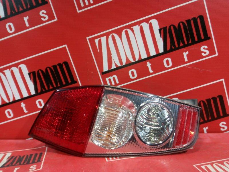 Фонарь (стоп-сигнал) Mitsubishi Dingo CQ2A 4G15 2001 задний левый 17-45