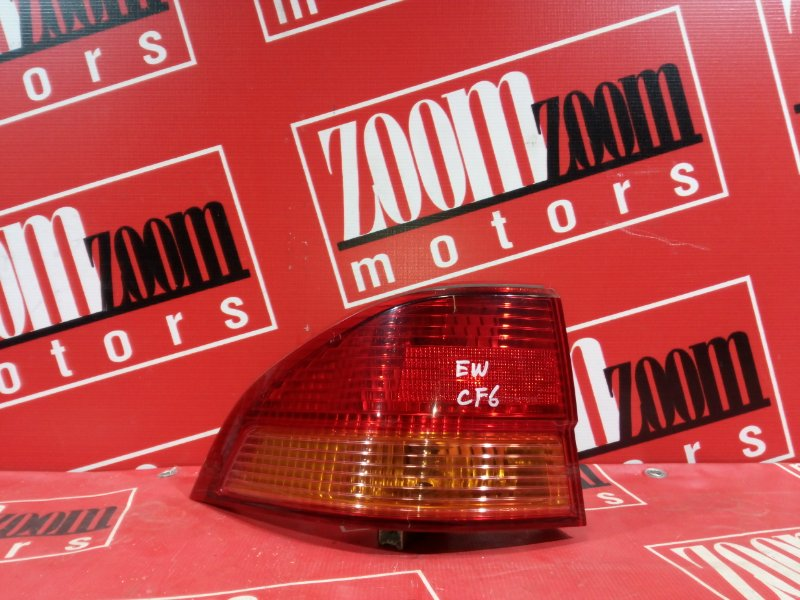 Фонарь (стоп-сигнал) Honda Accord CF6 F23A 1997 задний левый 22-32