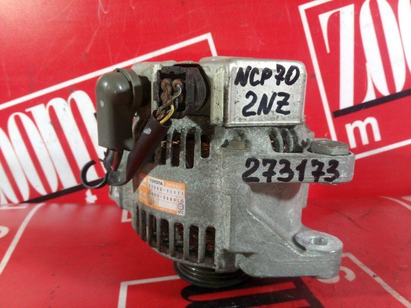 Генератор Toyota Will Cypha NCP70 2NZ-FE 2002