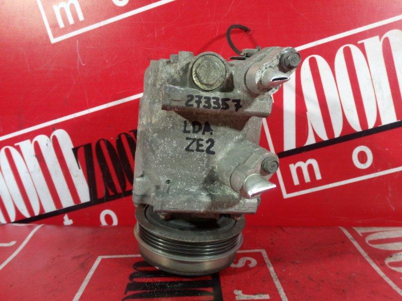 Компрессор кондиционера Honda Insight ZE2 LDA 2009