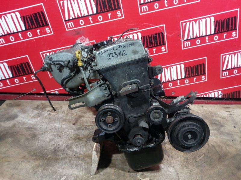 Двигатель Toyota Sprinter Carib AE111 4A-FE 1997 L327039