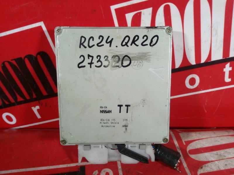 Компьютер (блок управления) Nissan Serena TC24 QR20DE 2001