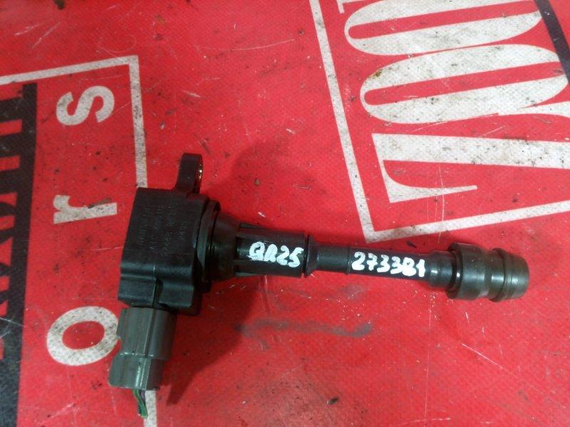 Катушка зажигания Nissan Serena TC24 QR25DE 2001