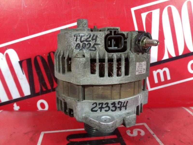 Генератор Nissan Serena TC24 QR25DE 2001
